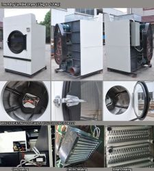 2016 New 30 Kg Capacity Electrical Automatical Drying Machine