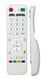 Manufacture Wholesale HTPC TV Remote Control