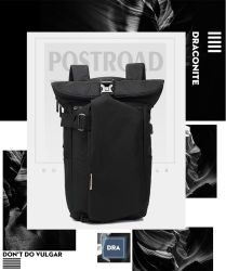 Fashion New Design Sports Smart USB Charging Outdoor Waterproof Simplicity Bag