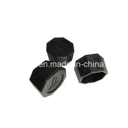 7cfd917d110 Black Domed Plastic Head Lug Axle Nut Cover / Wheel Nut Cover / Hex Screw  Bolt
