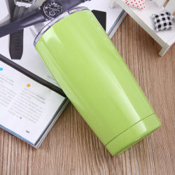 Double Walls Stainless Steel Travel Mug Insulated Coffee Mug Water Thermal Flask