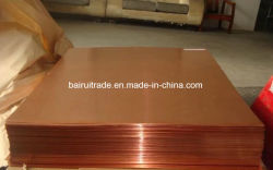 Wholesale ASTM B152m Qbe2.0 Copper Wire Coil for Export