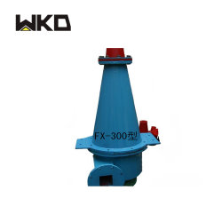 High Efficiency Mining Hydrocyclone Sand Separator for Desliming Dewatering