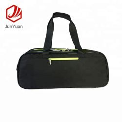 Professional Double Compartment Badminton Racket Square Sports Duffel Bag