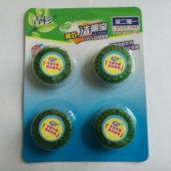 OEM Blue Flush Toilet Bowl Cleaner/ Toilet Block /Toilet Ball Deodorizer