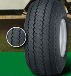 ATV Tire, Rubber Tires 18X8.5-8, 20.5X8.0-10, 16*6.5-8 Golf Cart Tire (rear and front)