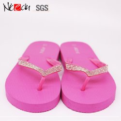 a98a8feed New PE Customized Cheap Wholesale Flip Flops Womens Summer Slippers