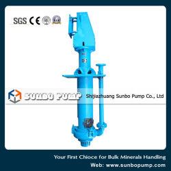 High Efficiency Vertical Corrosion Resistant Sump Slurry Pump