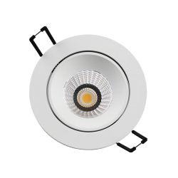2019 New Recessed 5W 7W 9W 12W COB LED Downlight