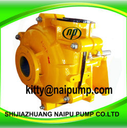 Stainless Steel Corrosive Resistant Centrifugal Slurry Pump