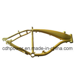 2.4L Gas Frame with Gas Tank Built in, Rear Disc Brake Mount Frame Cdhpower China