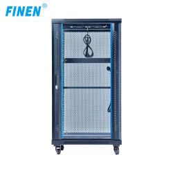Free Standing Cabinet 22u 27u Network Server Rack