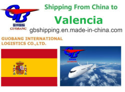 Air Shipping Services From China to Valencia
