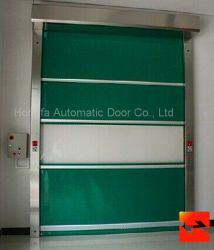 Dustproof Induced Roller up Fast Door for Dust-Free Plant