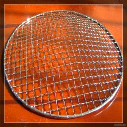 304 Stainless Steel BBQ Grill Net for Electric BBQ Roaster or Charcoal BBQ Grill