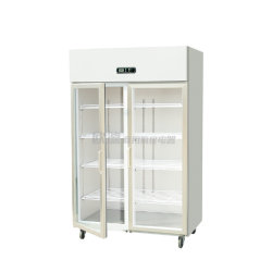 China upright glass door freezer upright glass door freezer commerical kitchen upright air cooling two glass door freezer planetlyrics Gallery