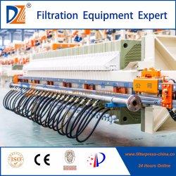 Dz Slurry Hydraulic Membrane Chamber Filter Press Machine