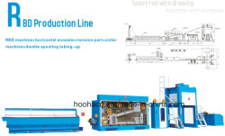 Copper Drawing Machine with Annealling Rbd