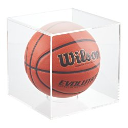Acrylic Clear Baseball Hat Case Display, Sports Box