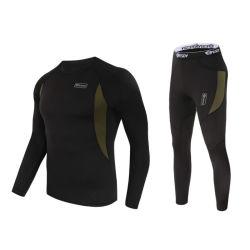 Wholesale Men's Winter Long Sport Outdoorwarm Underwear Set
