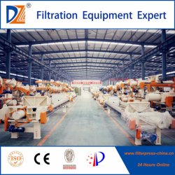 Dz Slurry Hydraulic Membrane Chamber Filter Press Machine
