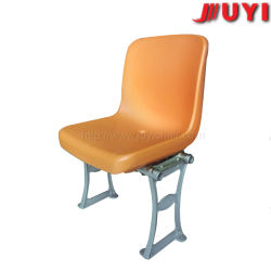 Easy Chair Material For Armless Concert Waiting Room Fancy Resin Chairs  With Writting Pad All