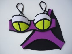 Fashion Comfortable Neoprene Sports Bra
