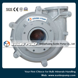 Mining Tailing Services Heavy Duty Centrifugal Slurry Pump
