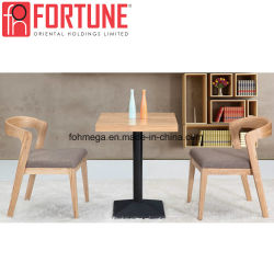 New Fast Food Court Dining Used Woodern Restaurant Table With Reasonable  Price (FOH BCA21