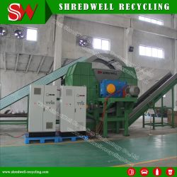 Energy-Saving Plastic Recycling Equipment to Recycle PE/PP/ABS/PC Scrap