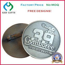 Custom Sport Promotion Cheap Trading Baseball Lapel Pins (KSD-1135)