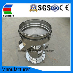 Round Vibrating Filter Used for Soy Milk (item 450)