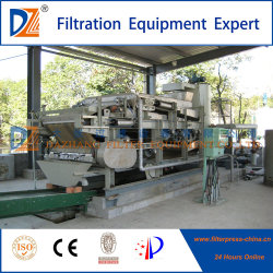 Mud Dewatering Belt Filter Press Dny Series