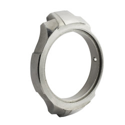 Stainless Steel CNC Watch Cases for Ladies and Men's Watches