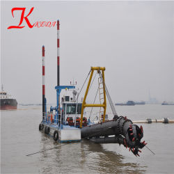 10 Inch Sand Gold Mining Dredger Machinery for Sale