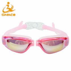 afe0488ec08 2018 Amazon Hot Sale New Design Summer Sports High Quality Swimming Goggles