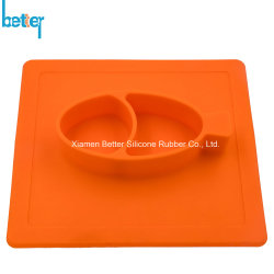 FDA Food Standard Baby Silicone Placemat