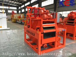 Slurry Separation System Equipment Drilling Waste Management System Slurry Separation Plant Mud Recycling System Sewage Treatment Mud Control Equipment