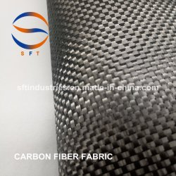 3k 200gsm Plain Twill Weave Carbon Fiber Fabric For Frp China