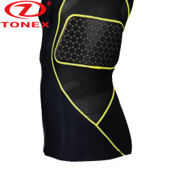 Athlete Strech Exercises Pads for Men Protection Crashproof Sports Wear