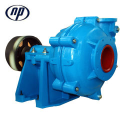 8/6 Eah Minerals Heavy Duty Abrasive Slurry Pumps (150 ZJ)