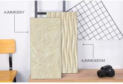 2018 Newest 3D Inkjet Wallpaper Wall Tiles 12X24'' From Foshan Factory (mm6300)