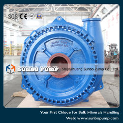 China Factory Tailing Transfer Mill Centrifugal Sand Gravel Pump