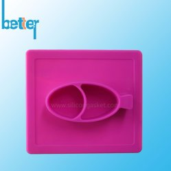 Skid-Proof Kids Meal Silicone Mats