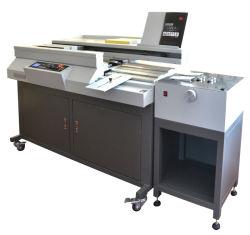 Heavy Duty Glue Binder&Perfect Glue Book Binding Machine with Auto Creasing (60R)