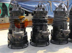 Submersible Slurry Dredge Pump for Mining, Dredging Industry
