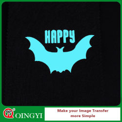 Qingyi Best Light Glow in Dark Heat Transfer Film