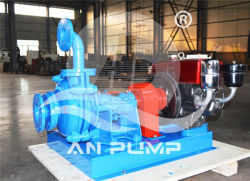 Convenient Maintenance Slurry Pump for Cement Factory