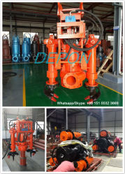 Big Particle Size Hydraulic Submersible Slurry Sand Water Pump