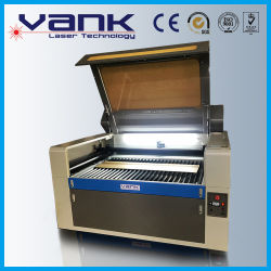 CO2 Laser Engraving and Cutting Machine China 9060 1390 100W, 130W, 150W for Wood Acrylic Glass Leather Cloth Paper